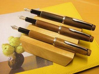 日本万年筆の伝統 セーラー木軸スタンダード