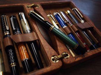 大人が初めて使う万年筆