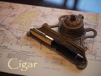 Cigarのある生活 オマスのローカル色
