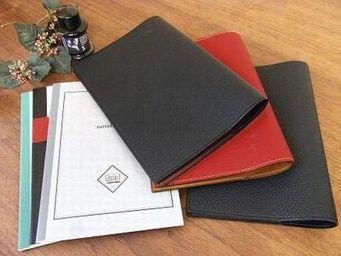 カンダミサコA5ノートカバー(Pen and message.オリジナル仕様)
