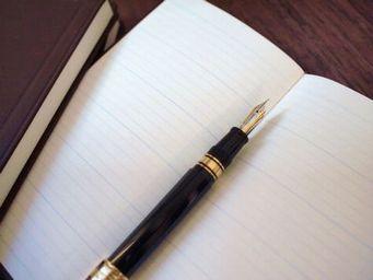 考えの断面を記す「サニーゴールド手帳」