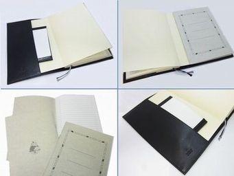 WRITING LAB.オリジナルノートとB6ダイアリー・ノートカバー