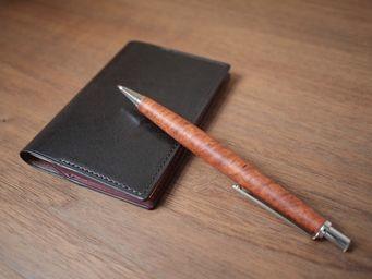 メモ書きの道具~工房楔のシャープペンシルとコンチネンタルA7メモカバー~