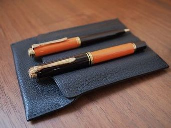 ペリカンM800バーントオレンジ~年代ごとの味の違いを楽しめる万年筆~