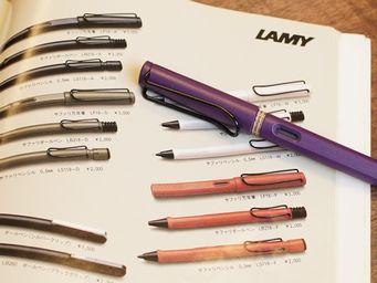 ラミーサファリ2016年限定色ライラック~大人が持つに相応しいカジュアルペン~