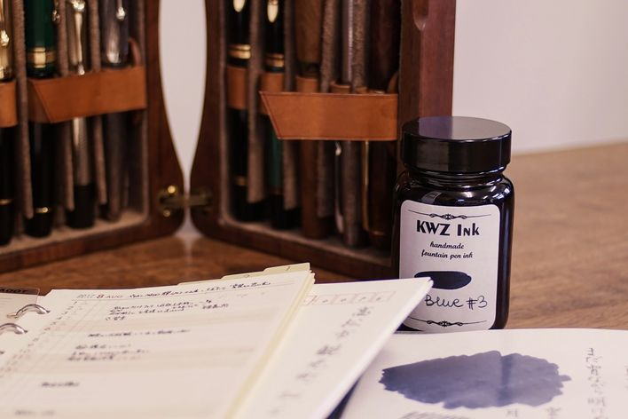 KWZ(カヴゼット)インク