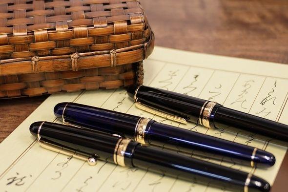 日本の万年筆