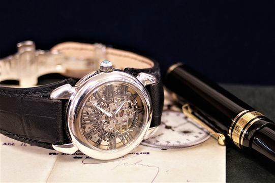 ラマシオンの時計と3月9日・10日のイベントのご案内
