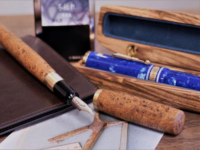 工房楔との出張販売「Pen and  楔 福岡展」