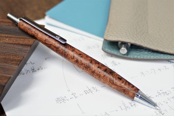 ~それぞれの筆記具の用途~ 工房楔のシャープペンシル