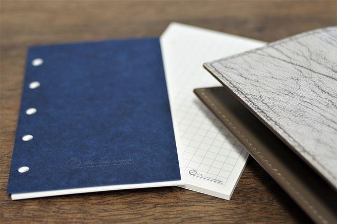 手帳の風景を作るリフィル
