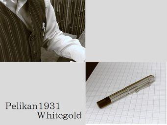 憧れて、諦めていた 万年筆